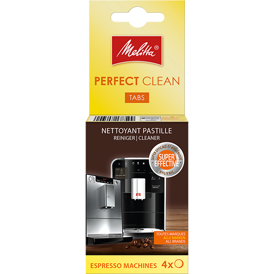 Perfect Clean Reinigungstabs für Kaffeevollautomaten
